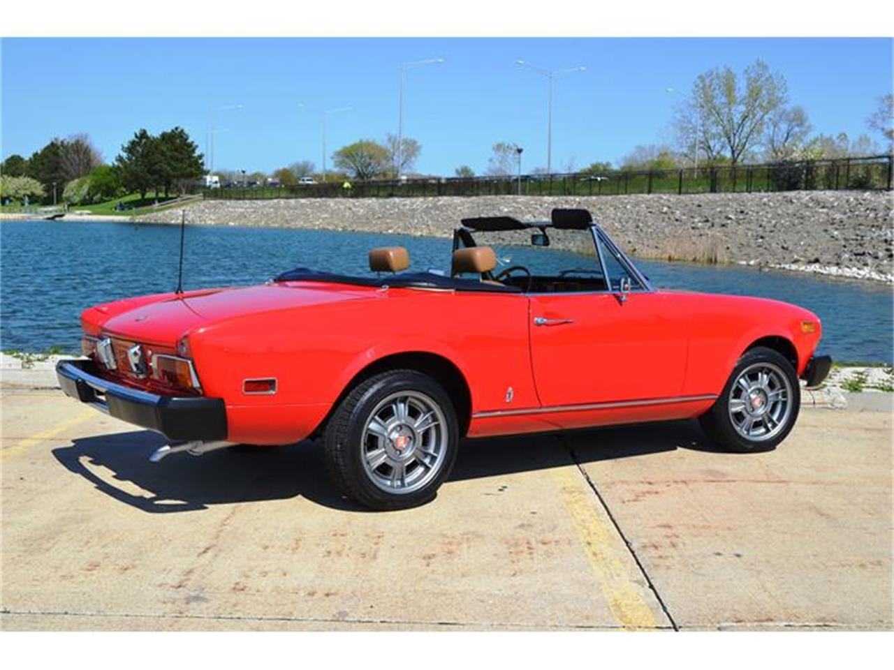 1977 Fiat 124 for sale in Barrington, IL – photo 10