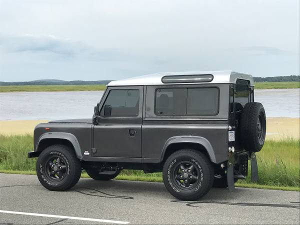 1987 Land Rover Defender 90 for sale in Newburyport, MA – photo 6