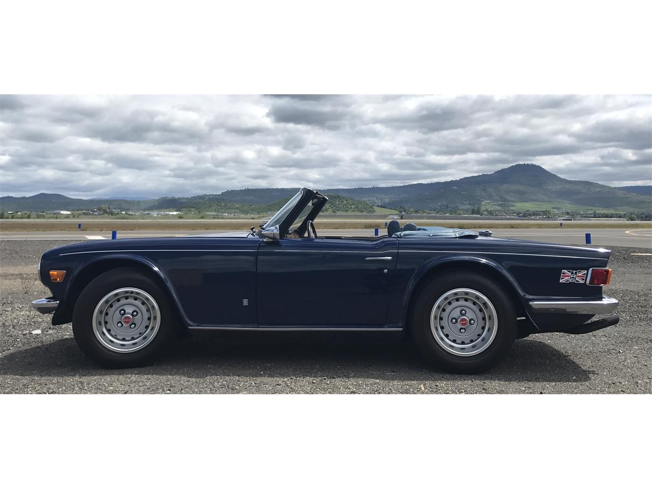 1973 Triumph TR6 for sale in Medford, OR – photo 3