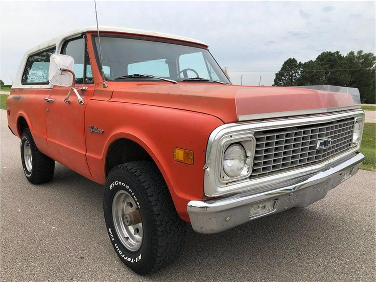1972 Chevrolet Blazer for sale in Lincoln, NE – photo 2