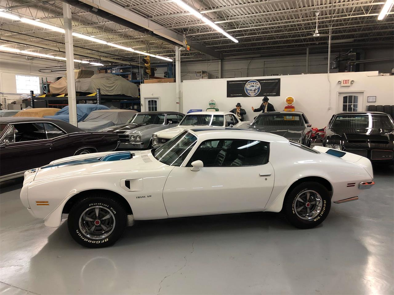 1970 Pontiac Firebird Trans Am for sale in North Royalton, OH – photo 21