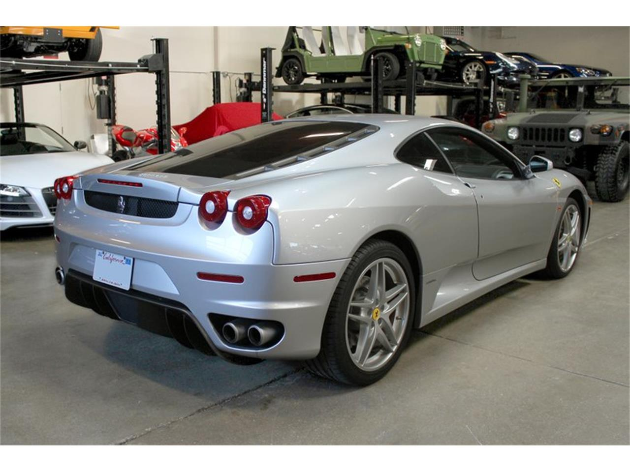 2005 Ferrari F430 for sale in San Carlos, CA – photo 7