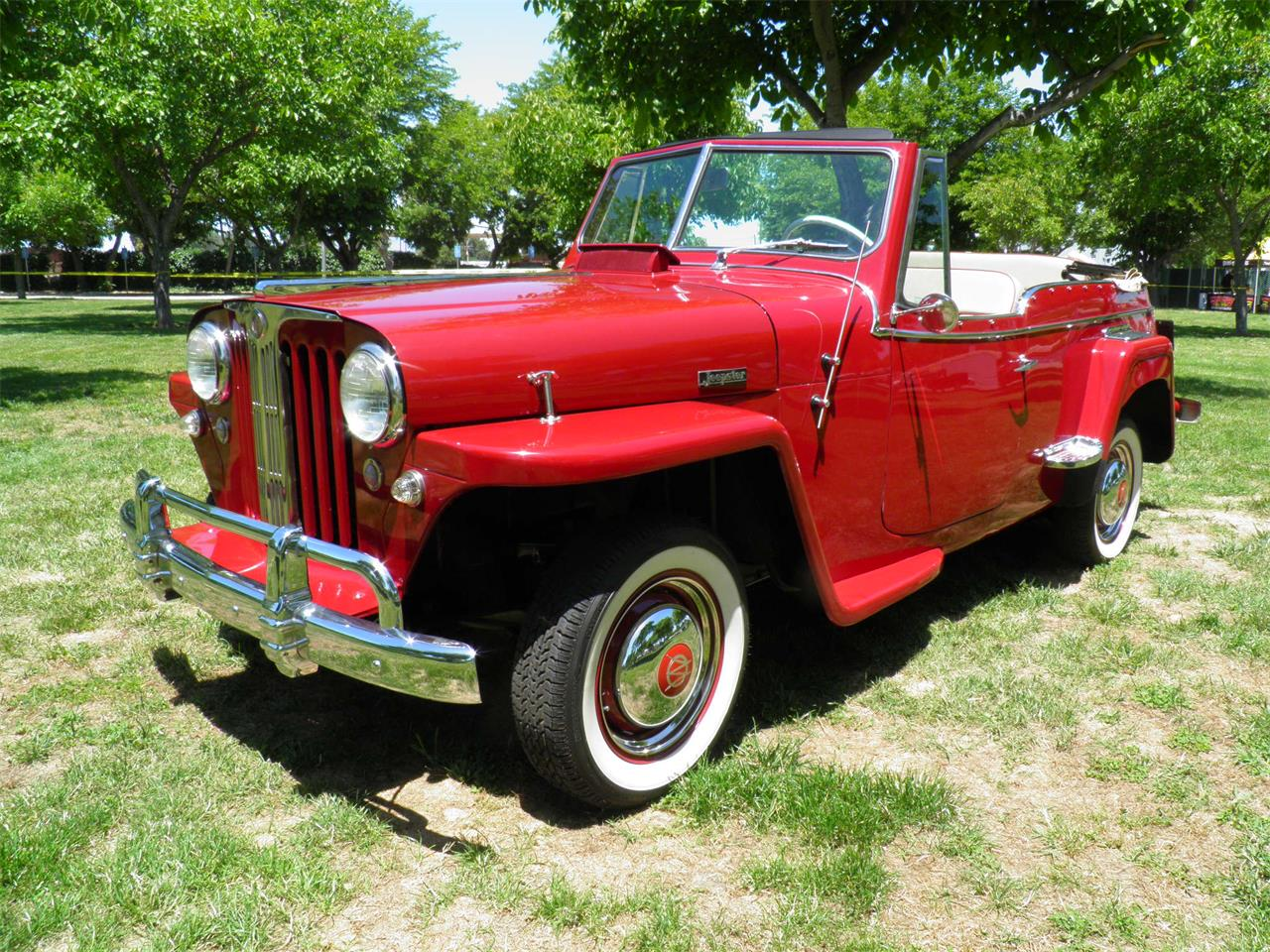 1948 Willys Overland Jeepster For Sale In Pleasanton Ca