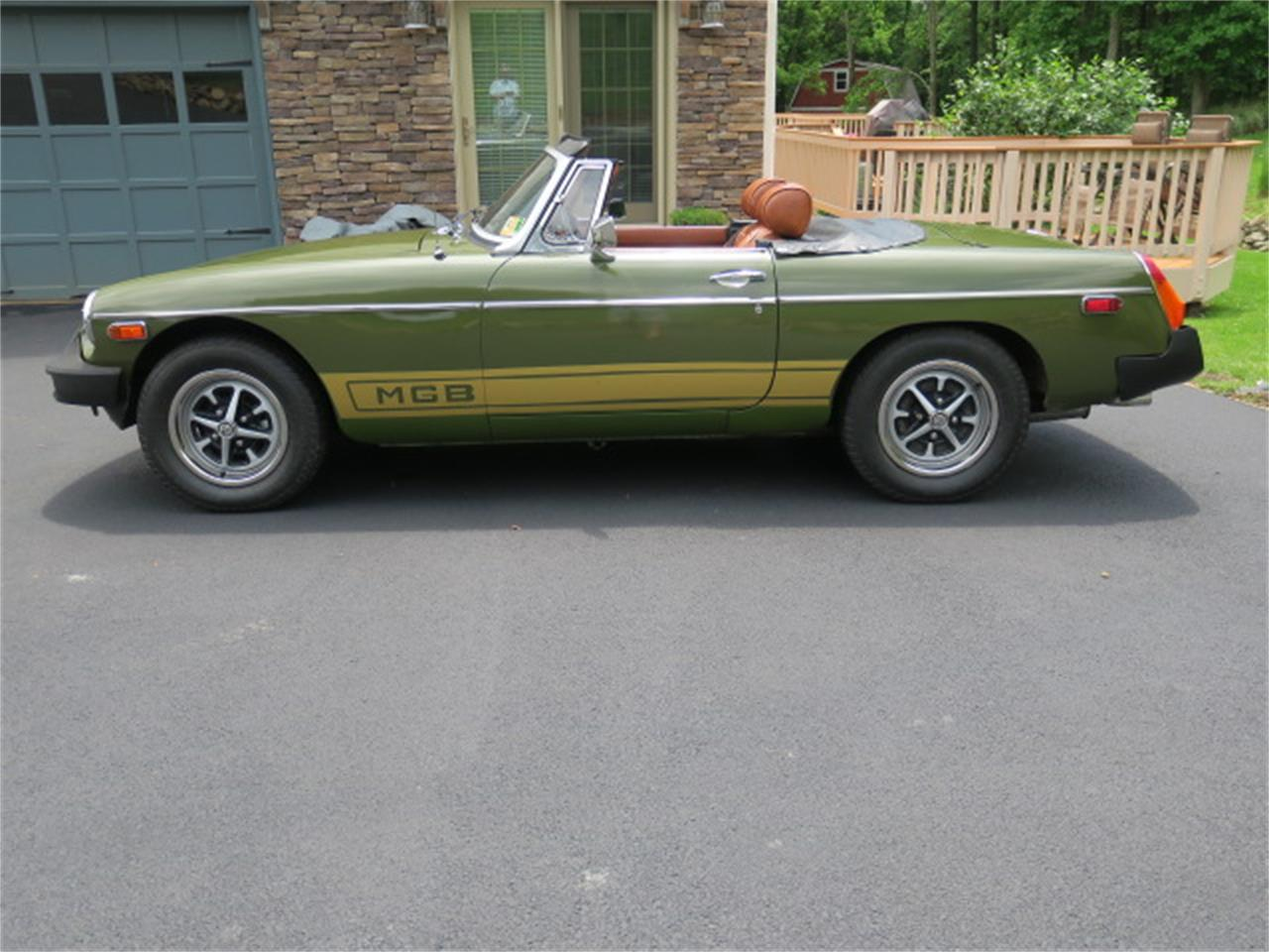 1975 MG MGB for sale in Leesburg, VA – photo 5