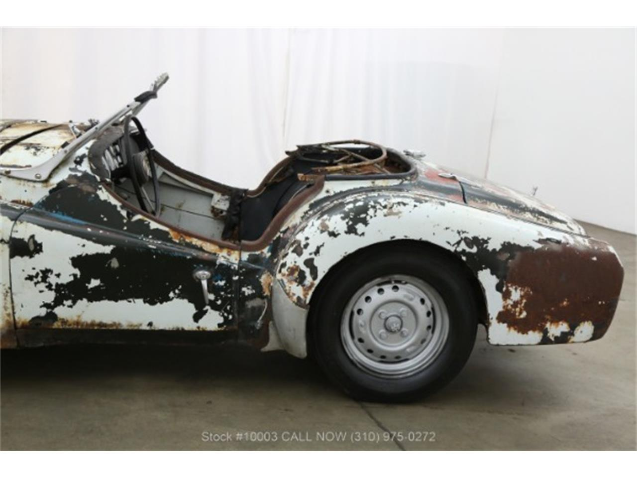 1960 Triumph TR3A for sale in Beverly Hills, CA – photo 16
