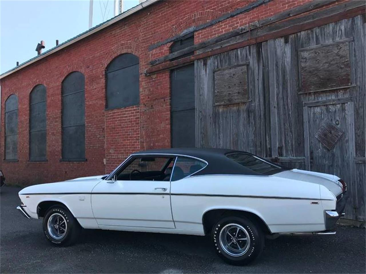 1969 Chevrolet Chevelle for sale in Orville, OH – photo 8
