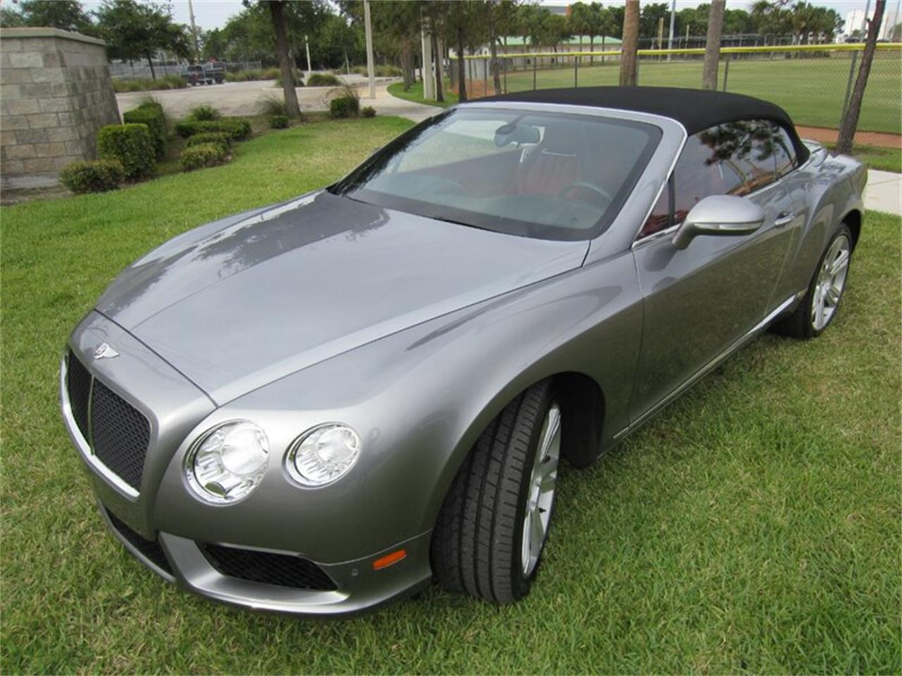 2013 Bentley Continental GTC V8 for sale in Delray Beach, FL – photo 19