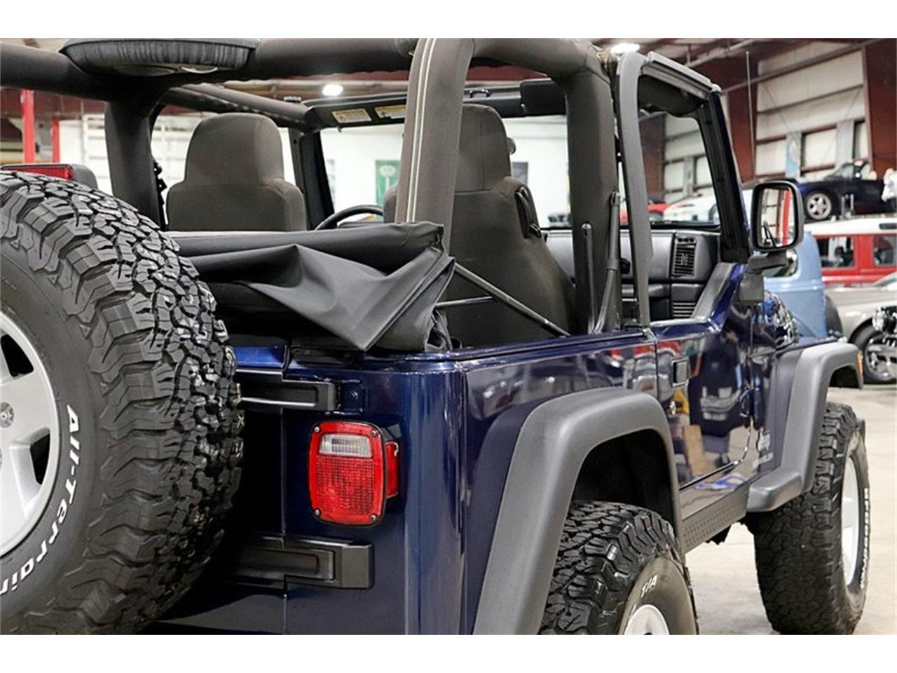2005 Jeep Wrangler for sale in Kentwood, MI – photo 42