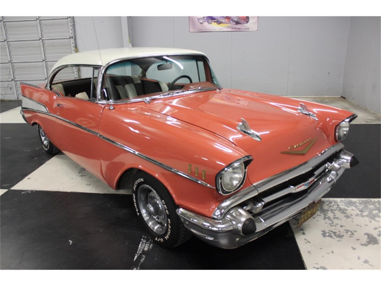 1957 Chevrolet Bel Air for sale in Lillington, NC – photo 59