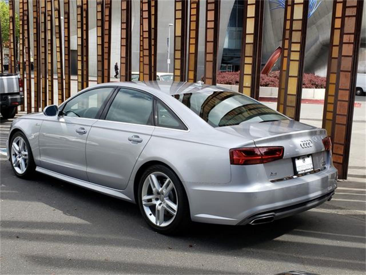 2016 Audi A6 for sale in Seattle, WA – photo 5