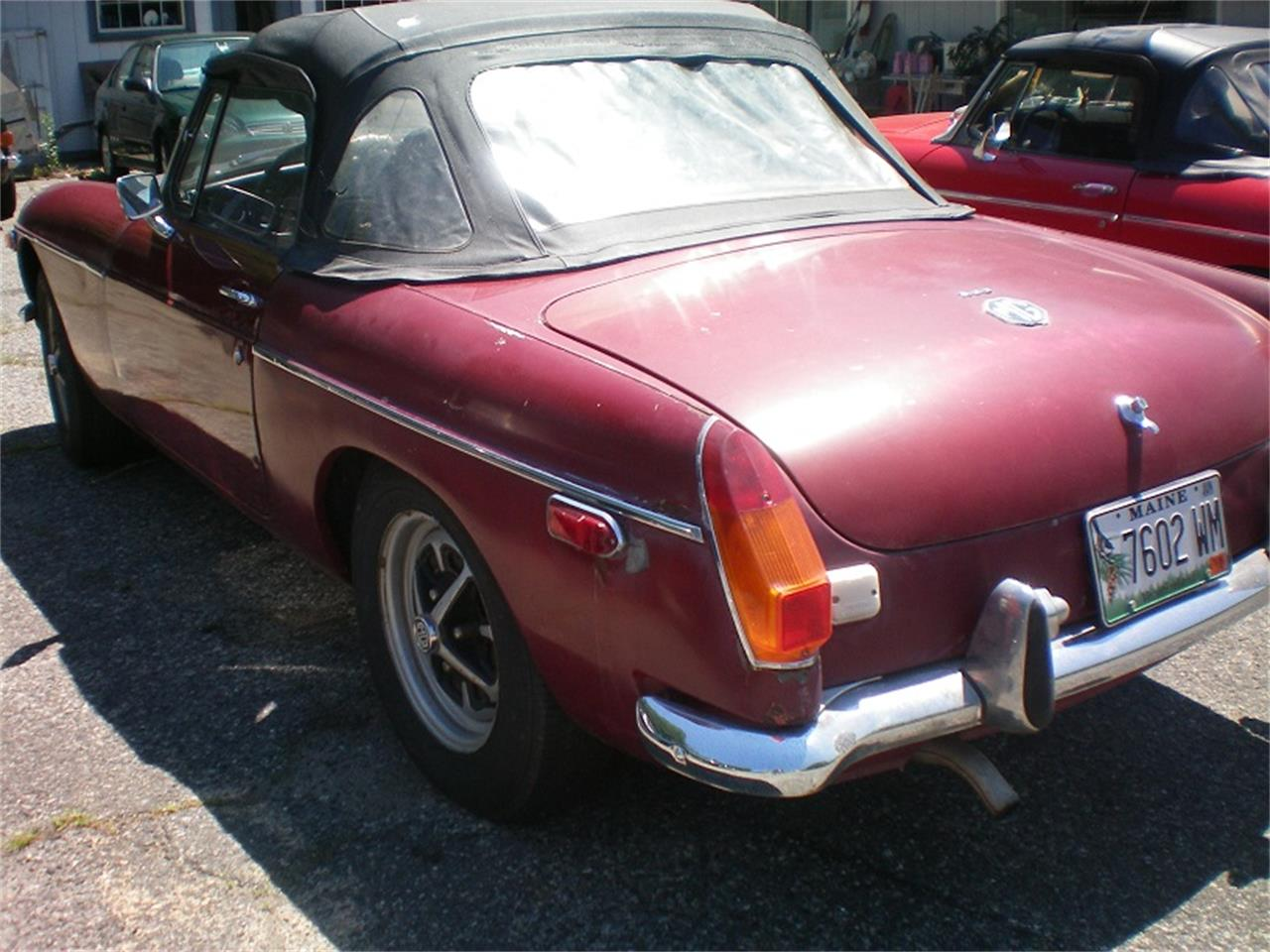 1974 MG MGB for sale in Rye, NH – photo 3