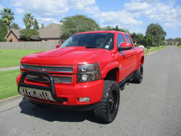 20012 Chevy Silverado 4x4 Black Widow for sale in Baton Rouge , LA – photo 4
