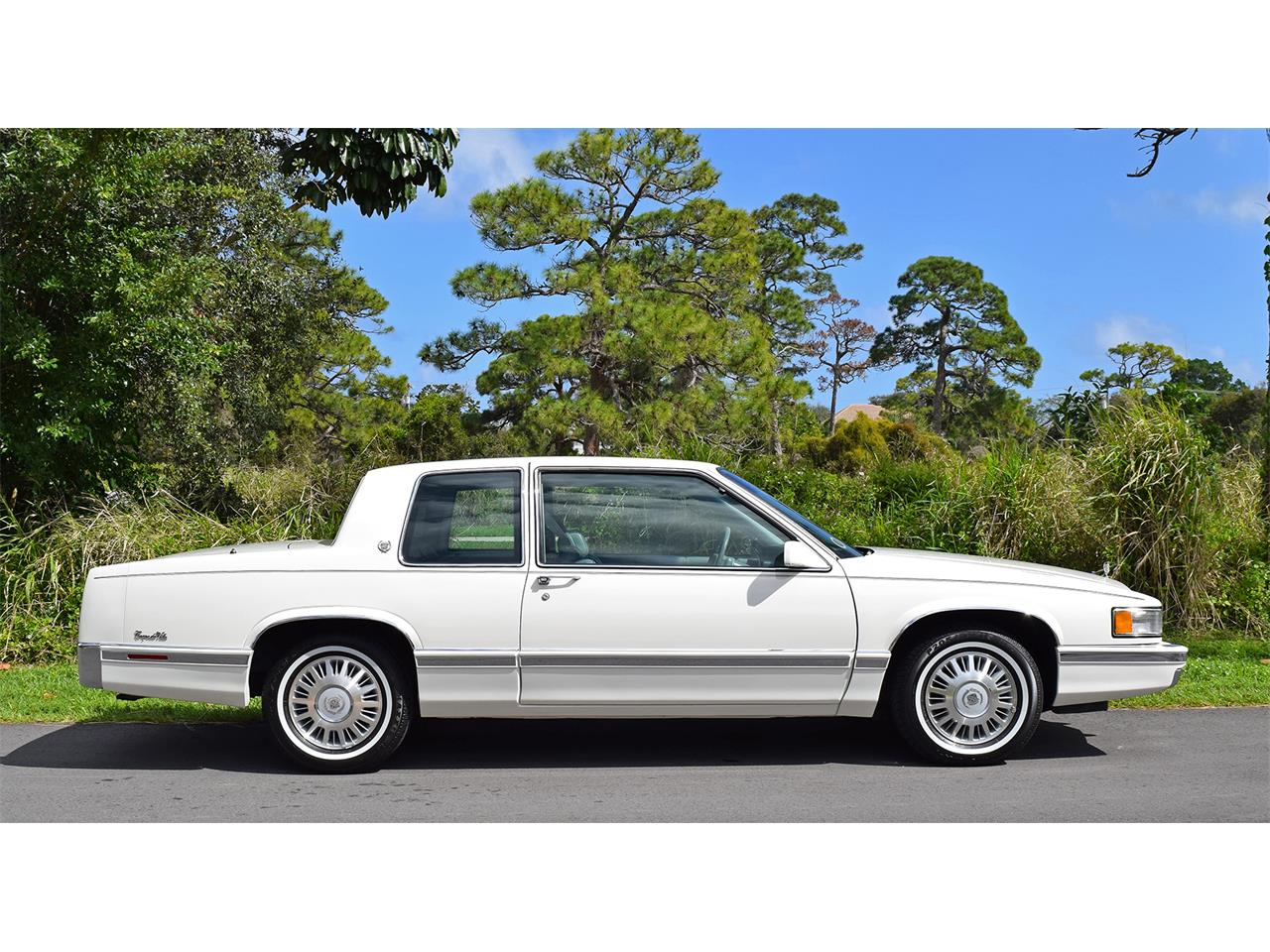 1991 Cadillac Coupe DeVille for sale in West Palm Beach, FL – photo 7