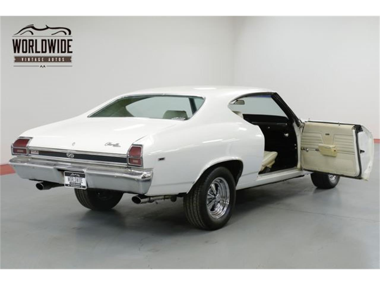 1969 Chevrolet Chevelle SS for sale in Denver , CO – photo 57