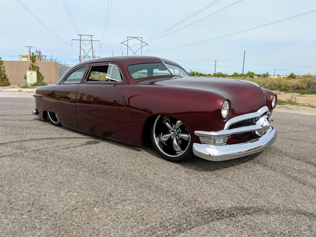 1950 Ford Custom for sale in Albuquerque, NM – photo 36