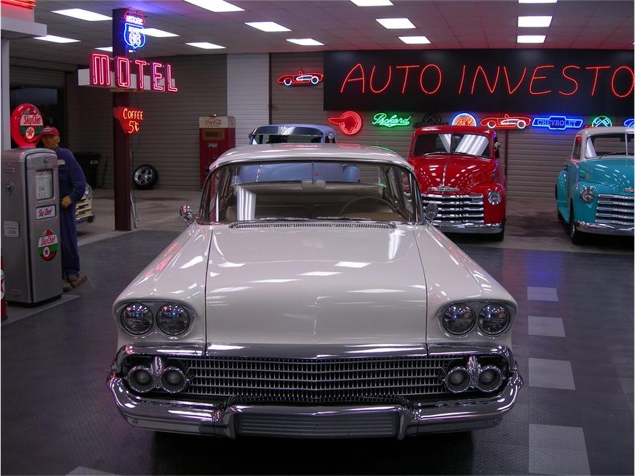 1958 Chevrolet Biscayne for sale in Dothan, AL – photo 3