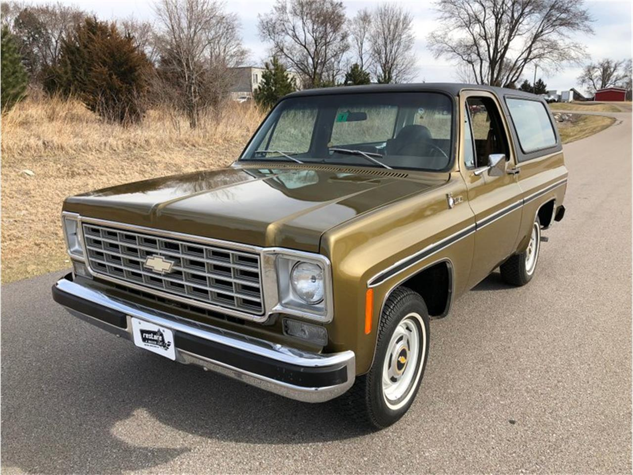1976 Chevrolet Blazer for sale in Lincoln, NE – photo 9