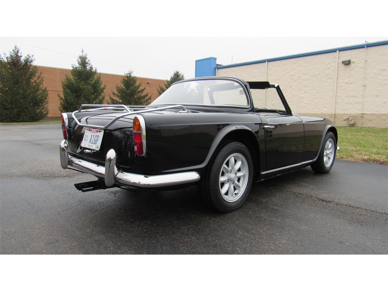 1962 Triumph TR4 for sale in Milford, OH / ClassicCarsBay com