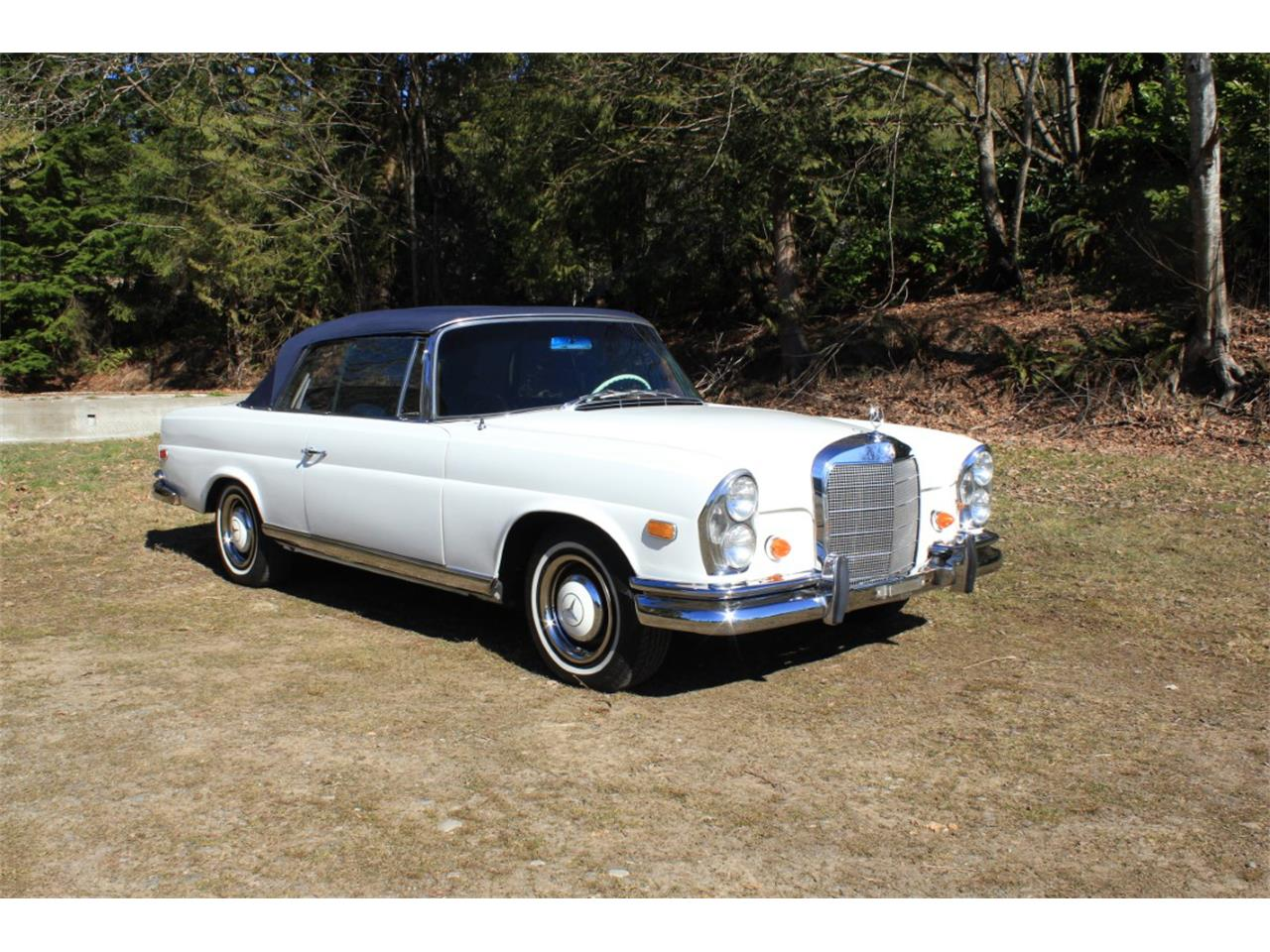 1966 mercedes benz 250se for sale in tacoma wa classiccarsbay com classiccarsbay