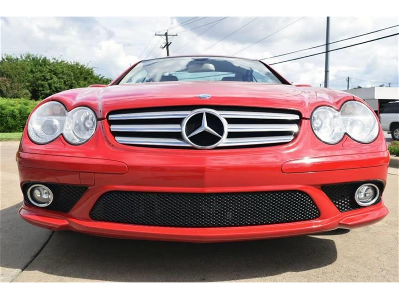 2008 Mercedes-Benz SL-Class for sale in Fort Worth, TX – photo 2