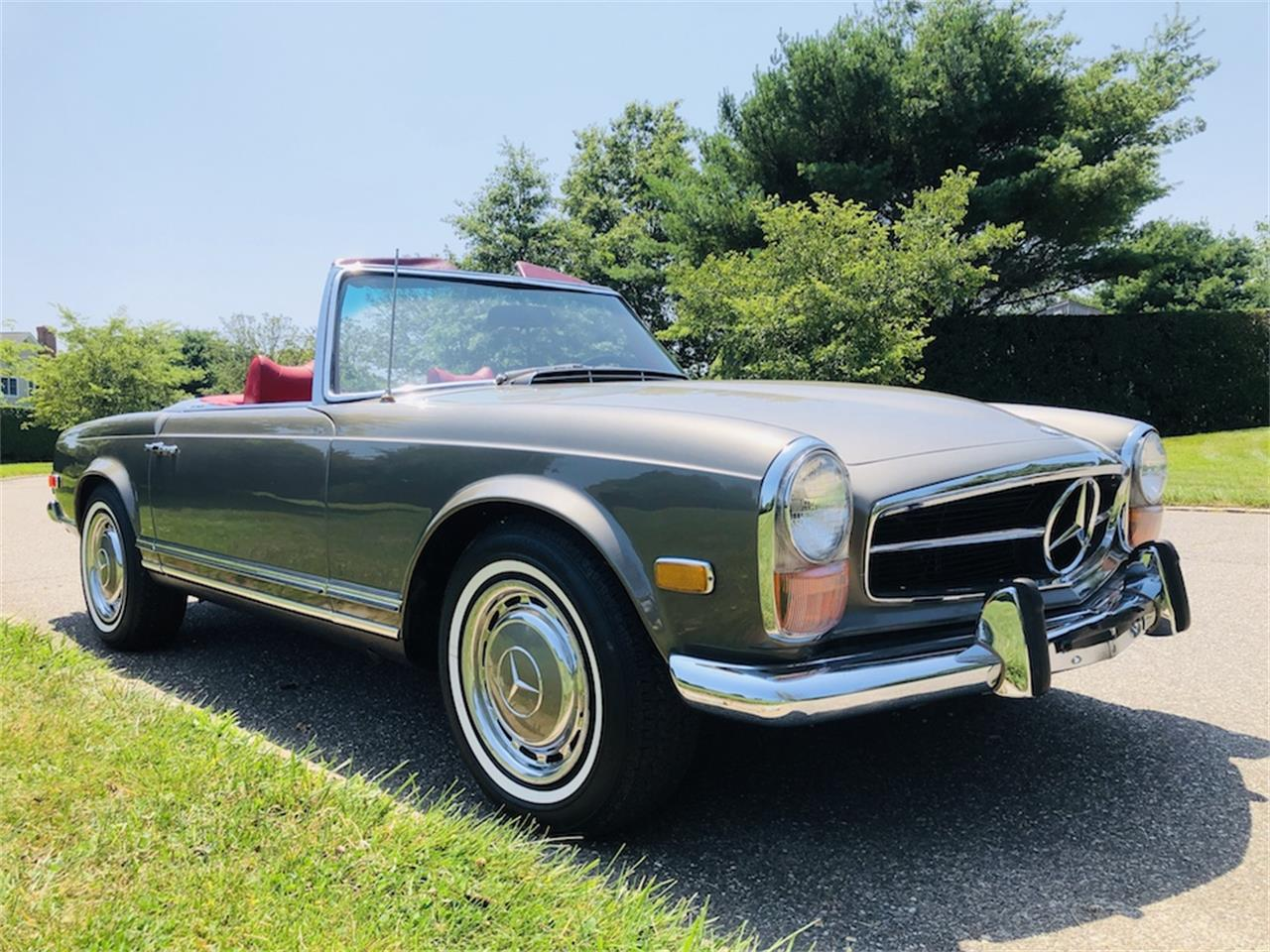1971 Mercedes-Benz 280SL for sale in Southampton, NY ...