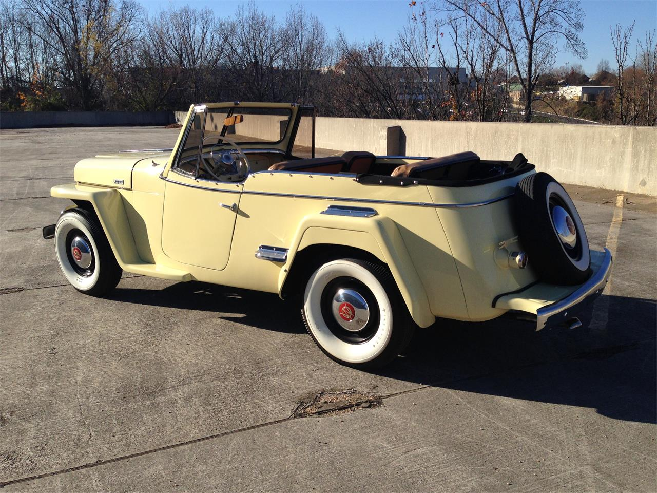 1949 Willys-Overland Jeepster for sale in Branson, MO – photo 8