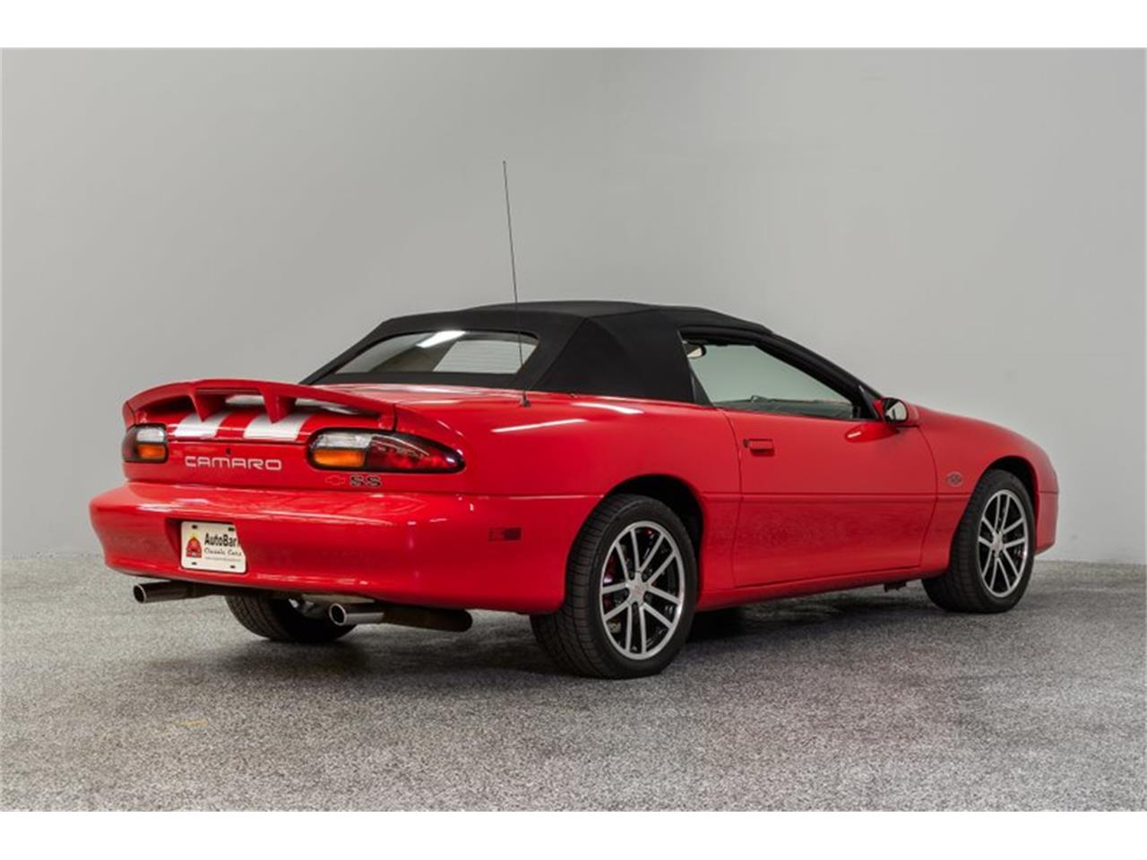 2002 Chevrolet Camaro for sale in Concord, NC – photo 8