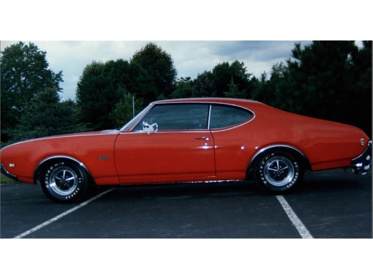1969 Oldsmobile 442 for sale in Vero Beach, FL – photo 11