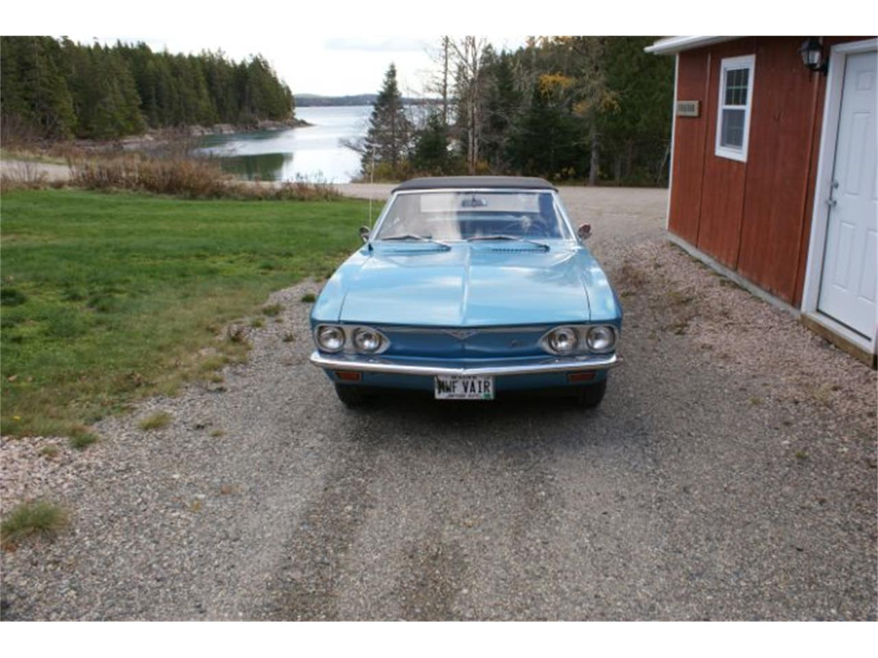 1966 Chevrolet Corvair for sale in Cadillac, MI – photo 2