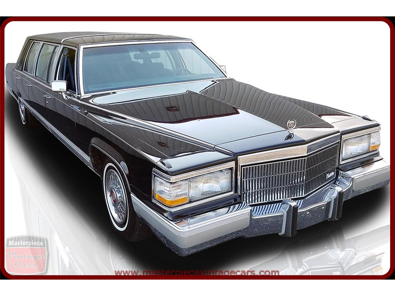 1991 Cadillac Brougham for sale in Whiteland, IN