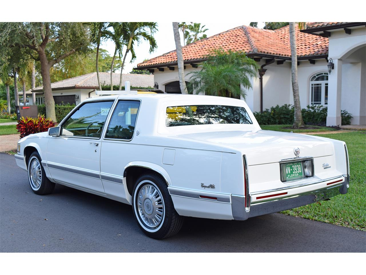 1991 Cadillac Coupe DeVille for sale in West Palm Beach, FL – photo 2