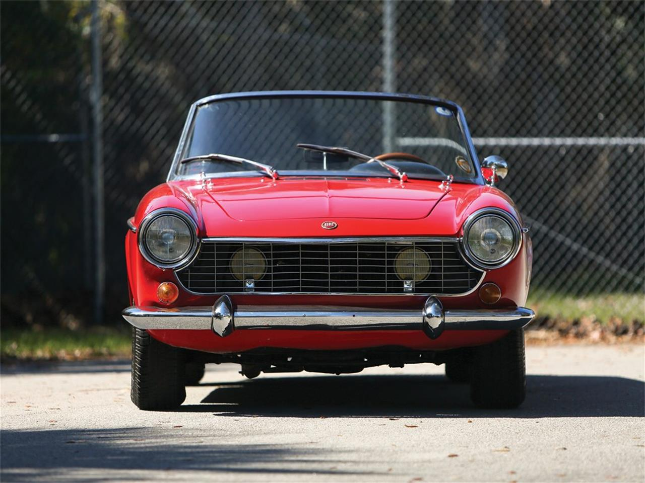1965 Fiat Abarth 1500 for sale in Fort Lauderdale, FL – photo 9