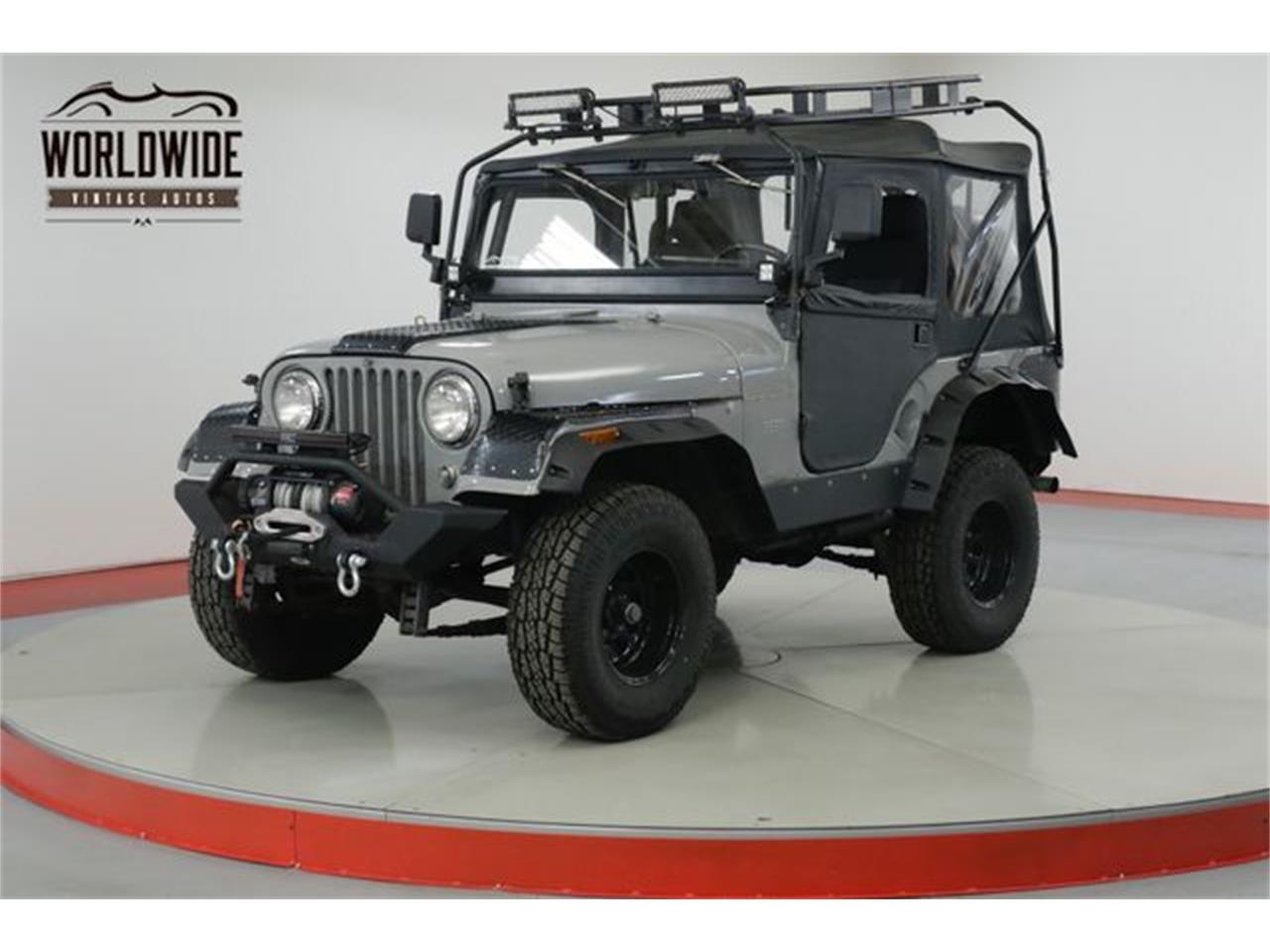 1962 Jeep CJ5 for sale in Denver , CO / ClassicCarsBay.com