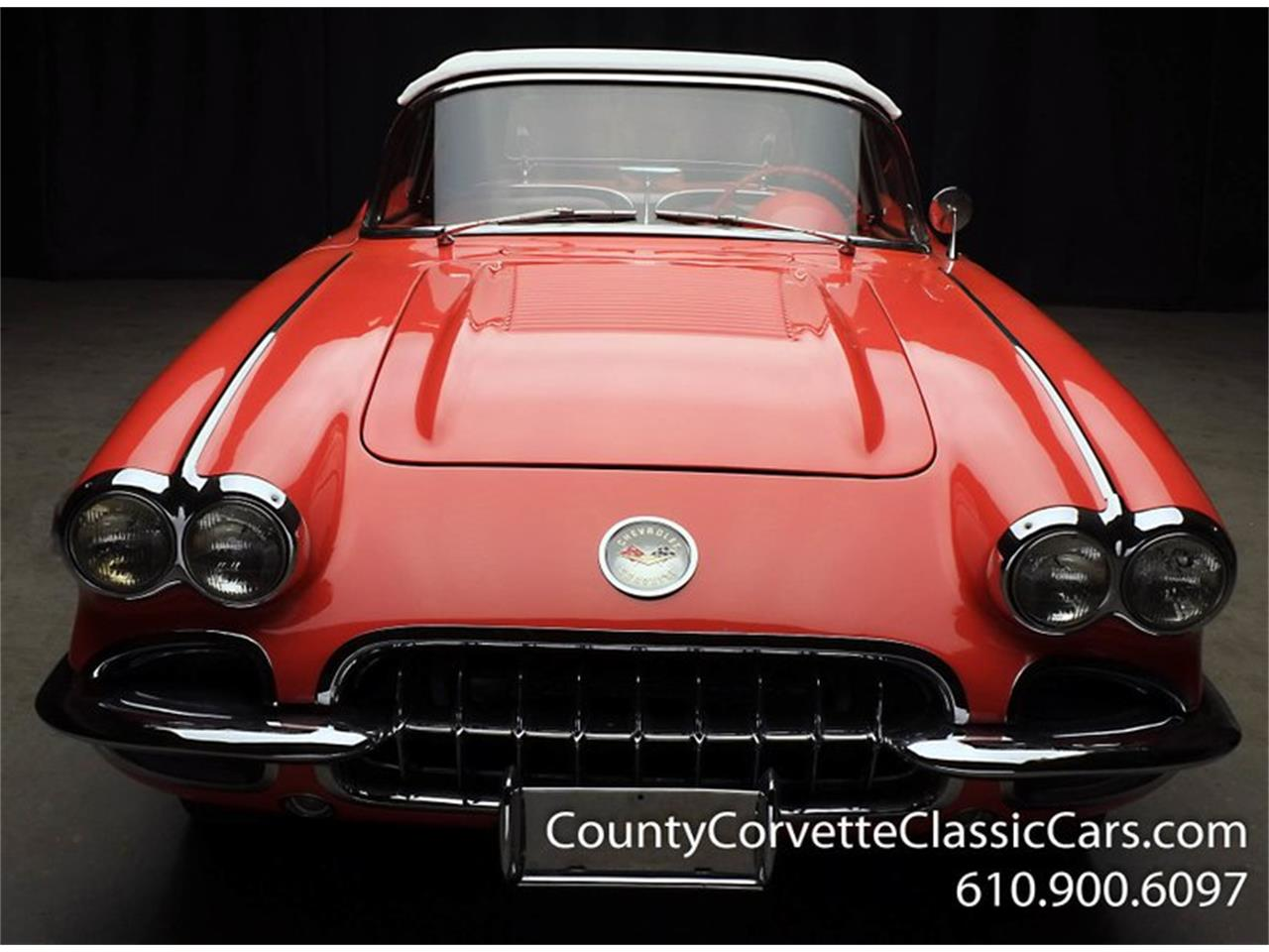 1958 Chevrolet Corvette for sale in West Chester, PA – photo 2
