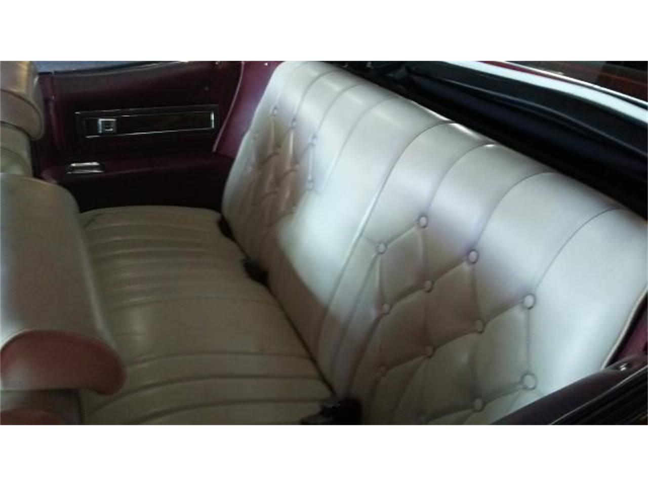 1975 Pontiac Grand Ville for sale in Cadillac, MI – photo 17