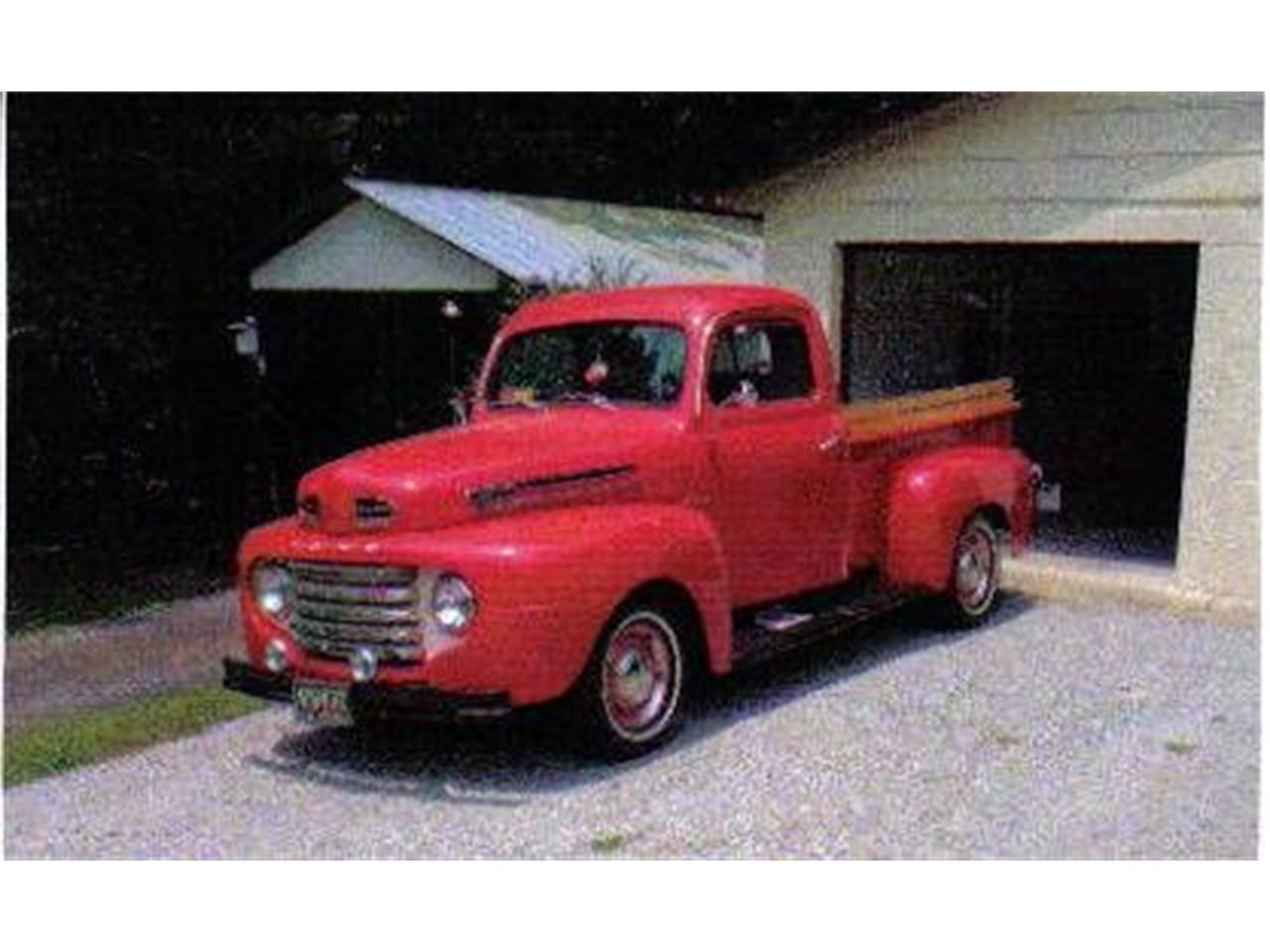 1950 Ford Pickup for sale in Cadillac, MI – photo 8