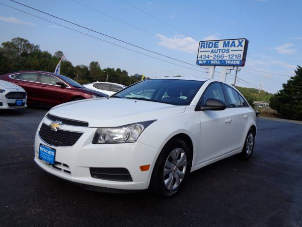 2014 Chevrolet Cruze One Owner Immaculate Condition for sale in Rustburg, VA – photo 10