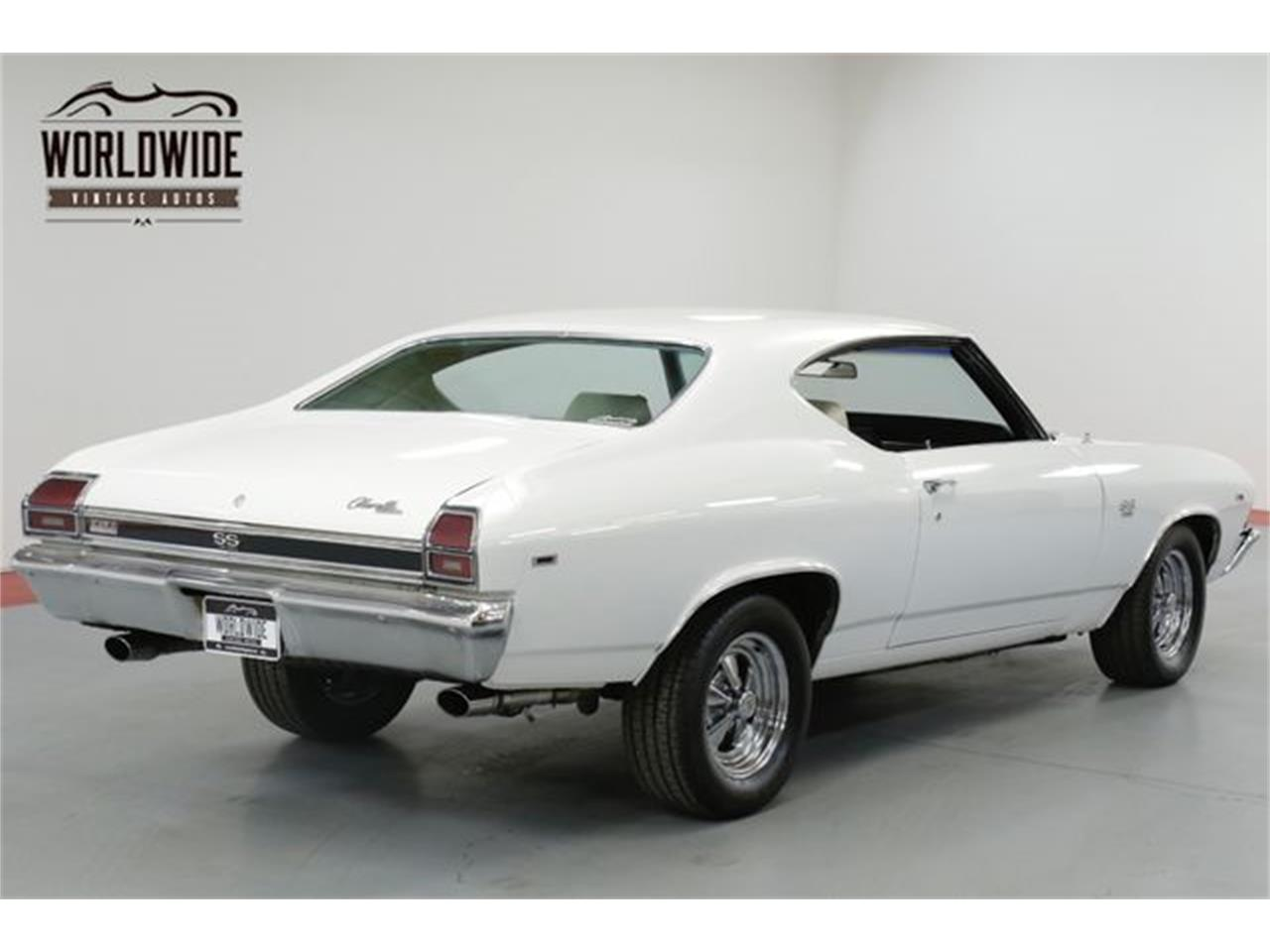 1969 Chevrolet Chevelle SS for sale in Denver , CO – photo 13