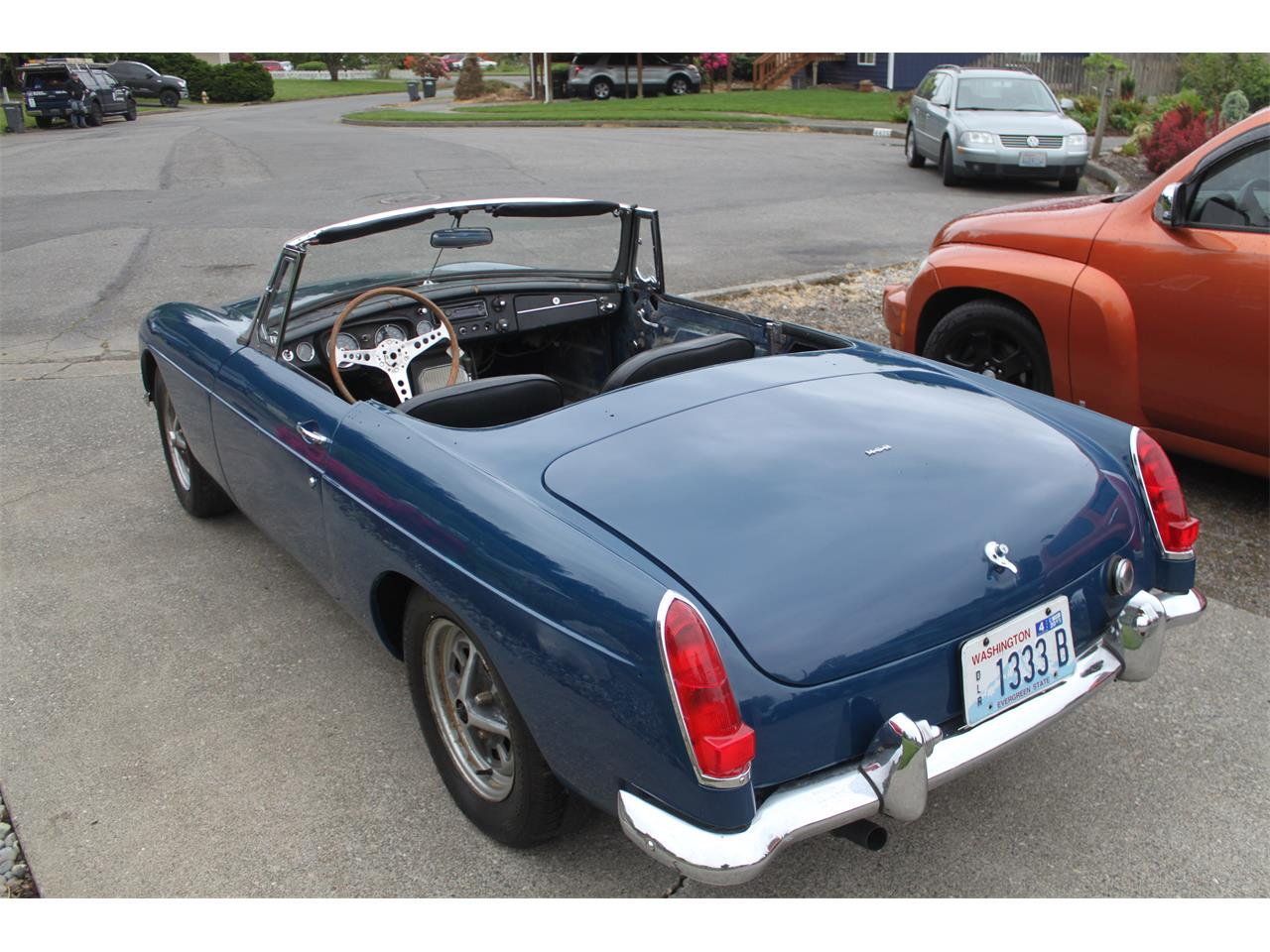 1967 MG MGB for sale in Carnation, WA / ClassicCarsBay com
