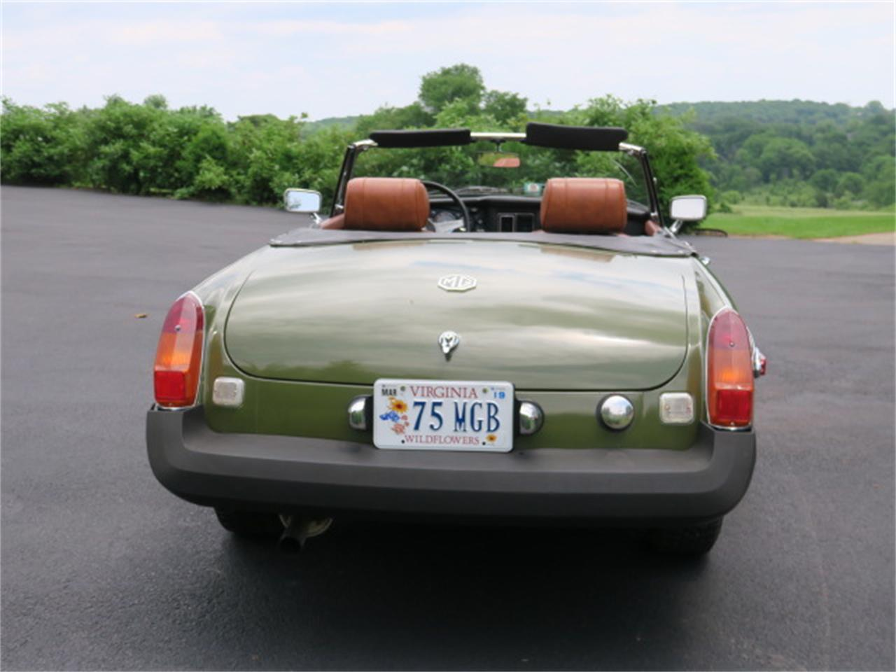 1975 MG MGB for sale in Leesburg, VA – photo 3