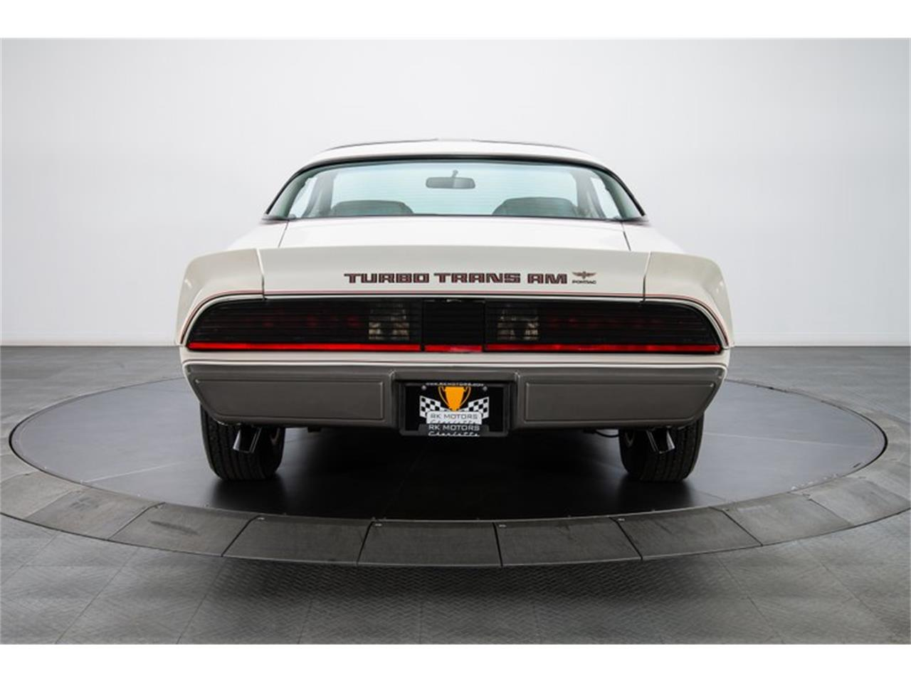 1980 Pontiac Firebird Trans Am Turbo Indy Pace Car Edition for sale in Charlotte, NC – photo 18