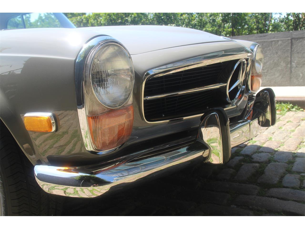 1971 Mercedes-Benz 280SL for sale in NEW YORK, NY – photo 19