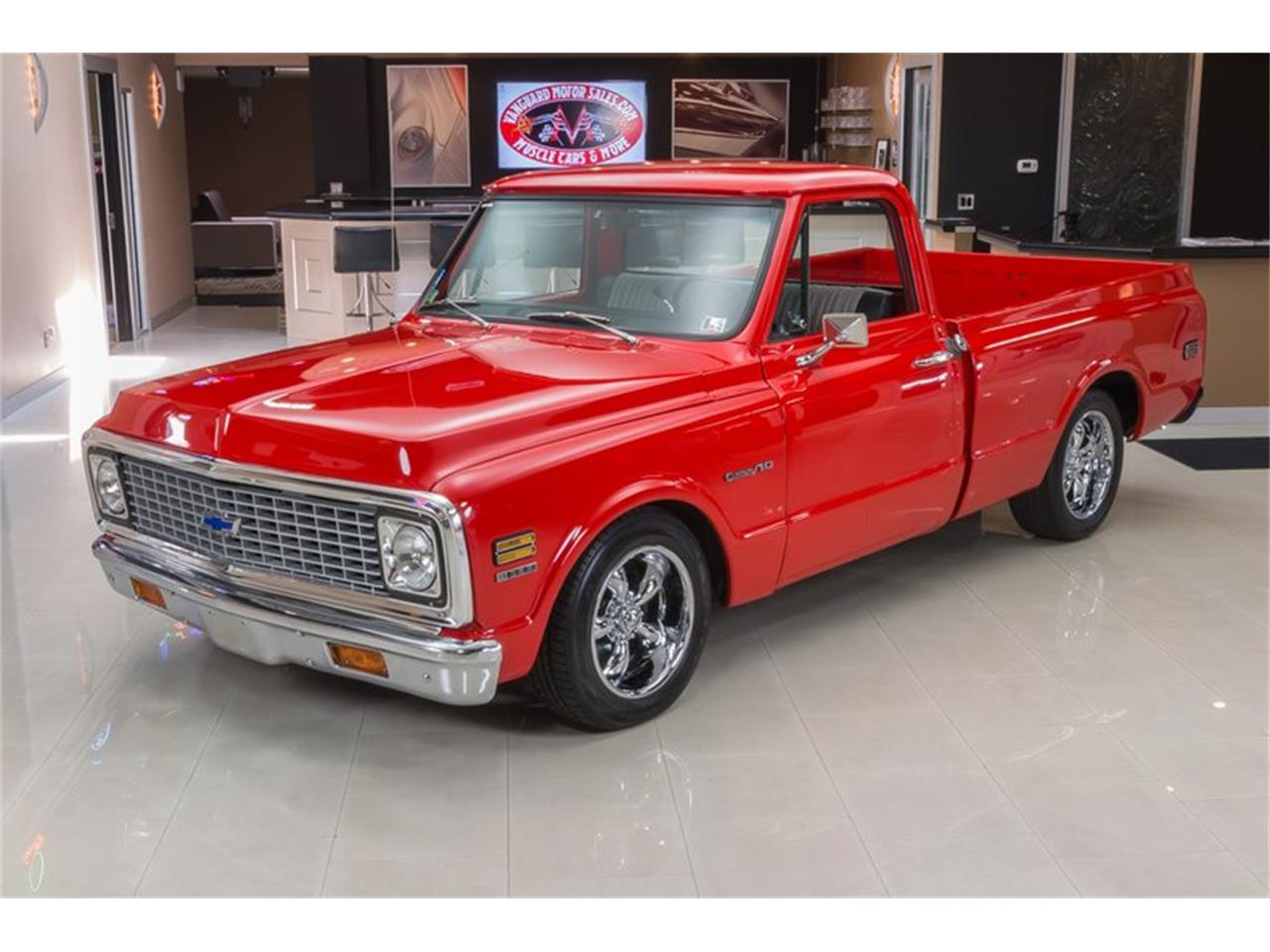 1972 Chevrolet C10 for sale in Plymouth, MI – photo 5