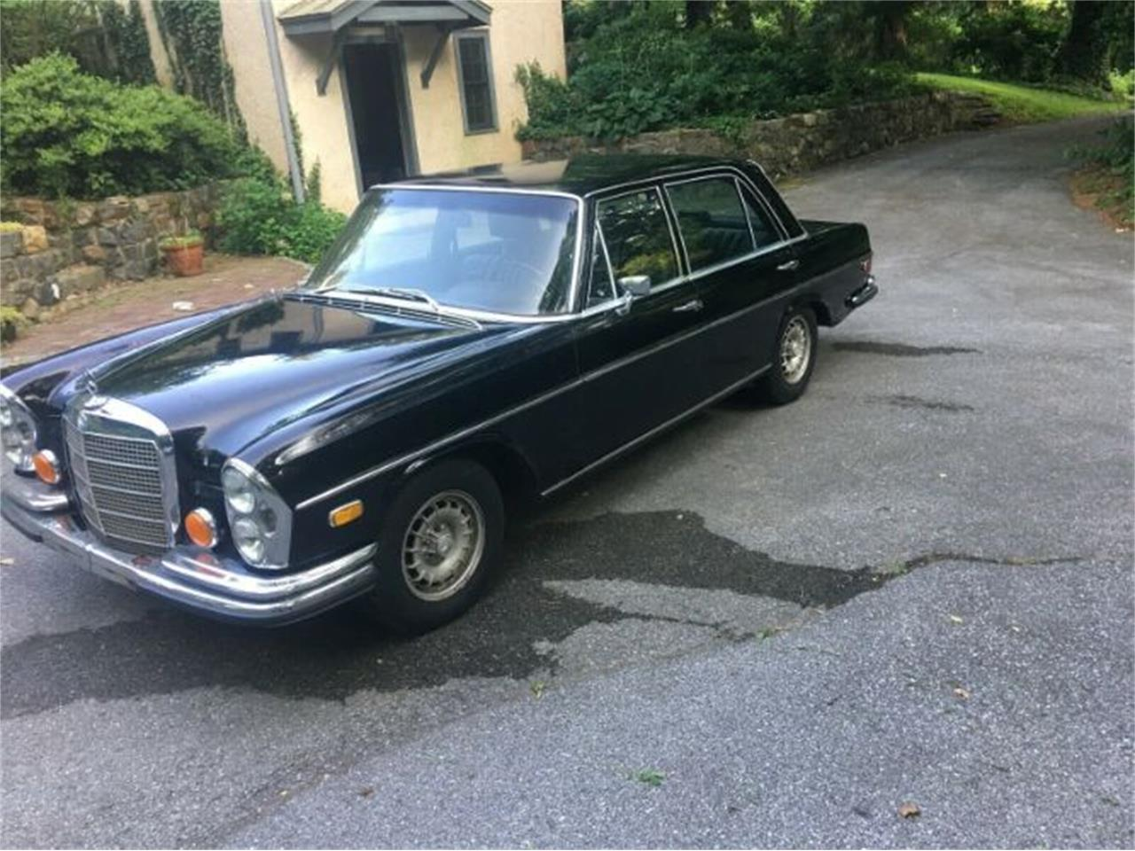 1973 Mercedes-Benz 280SEL for sale in Cadillac, MI