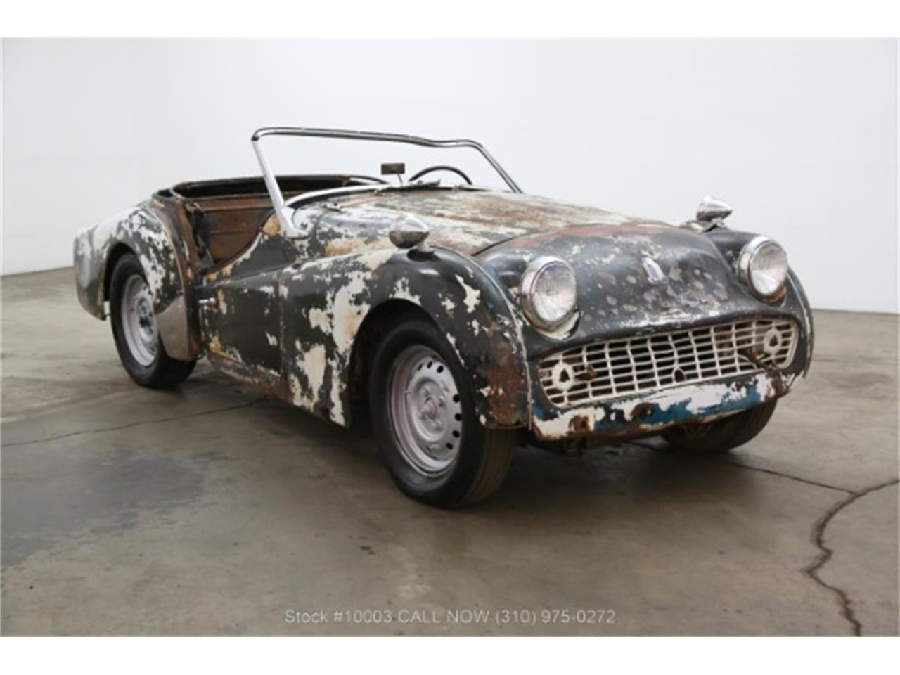1960 Triumph TR3A for sale in Beverly Hills, CA – photo 45