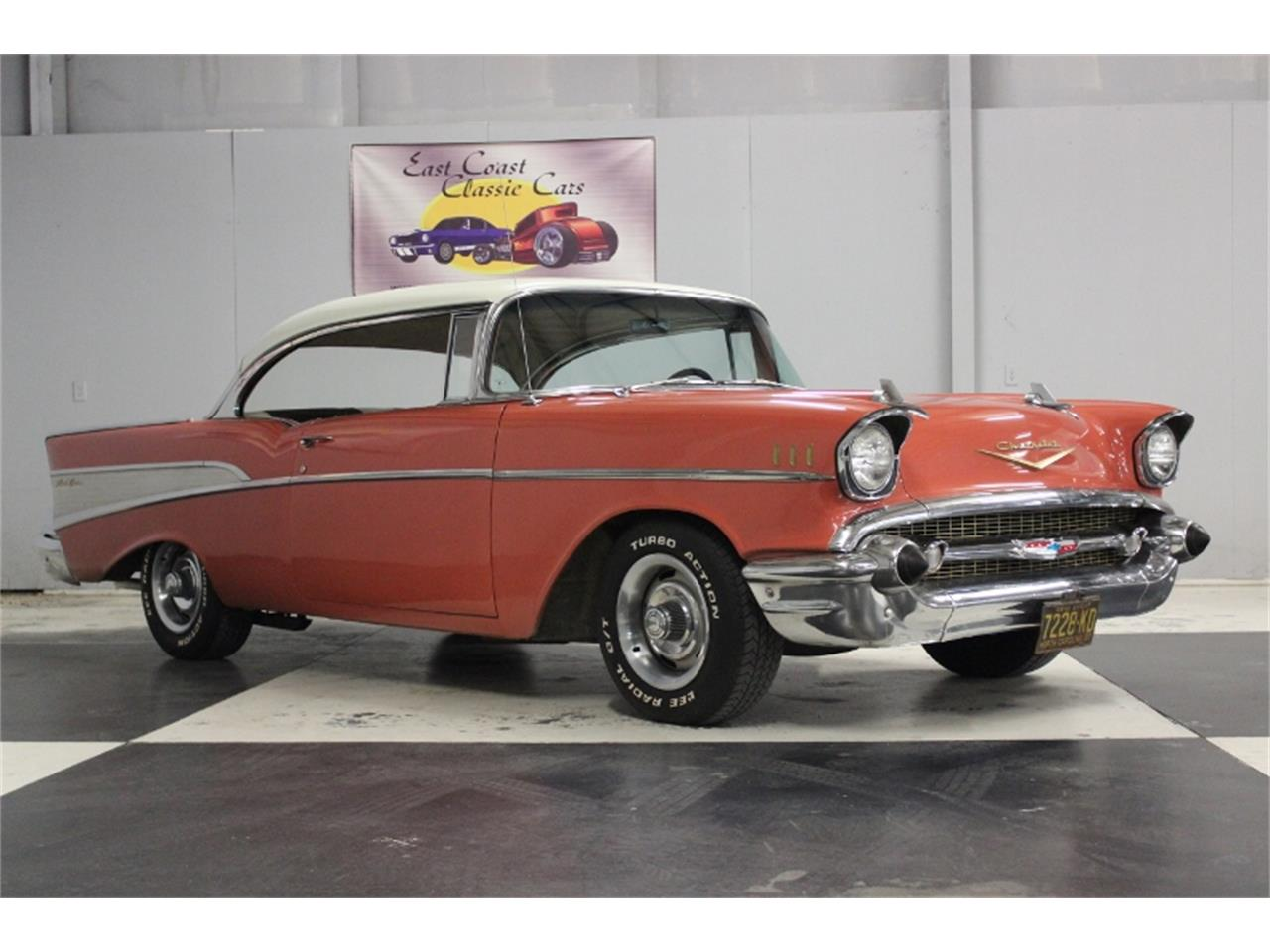 1957 Chevrolet Bel Air for sale in Lillington, NC – photo 43