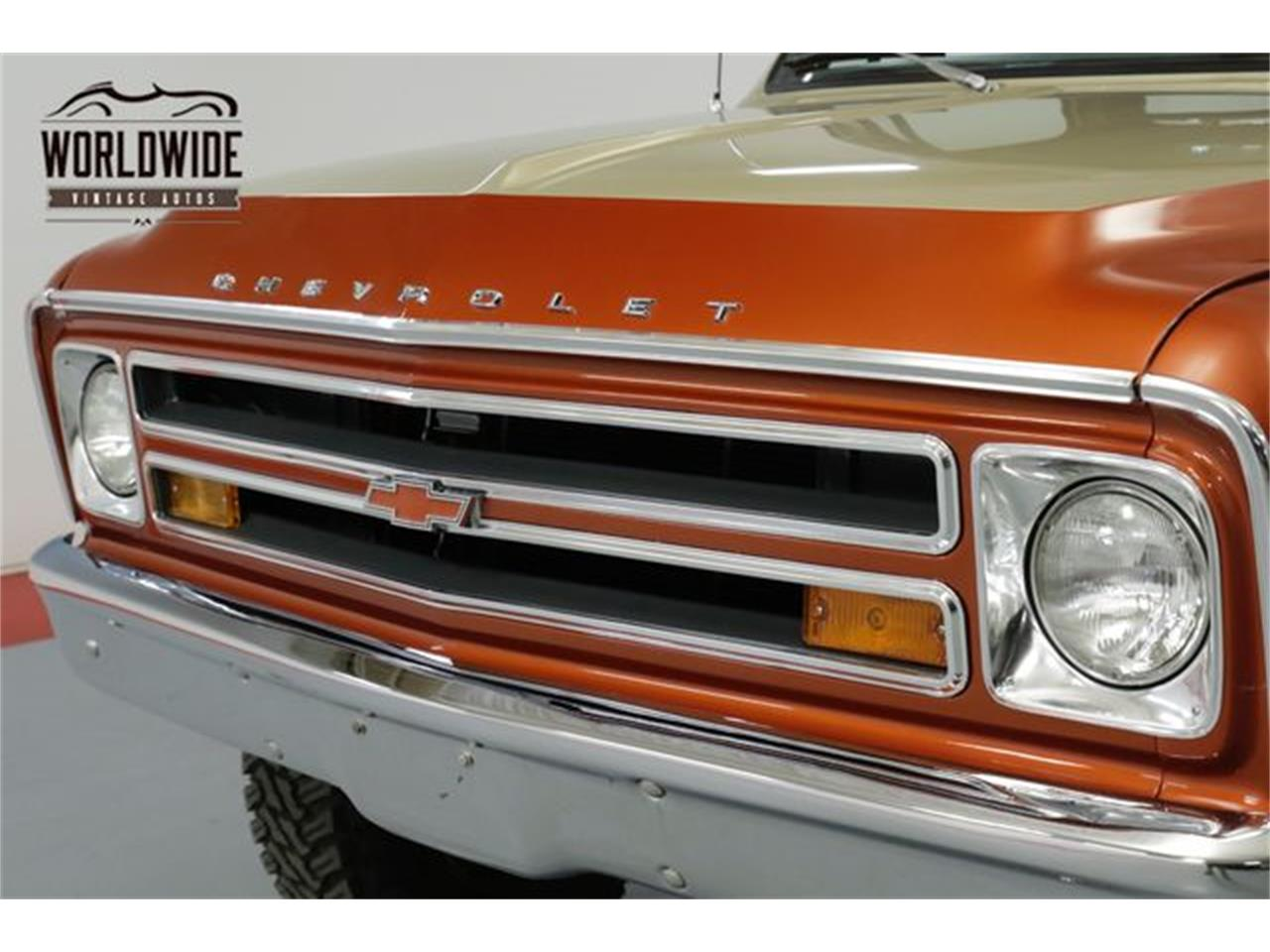 1968 Chevrolet K-20 for sale in Denver , CO – photo 28