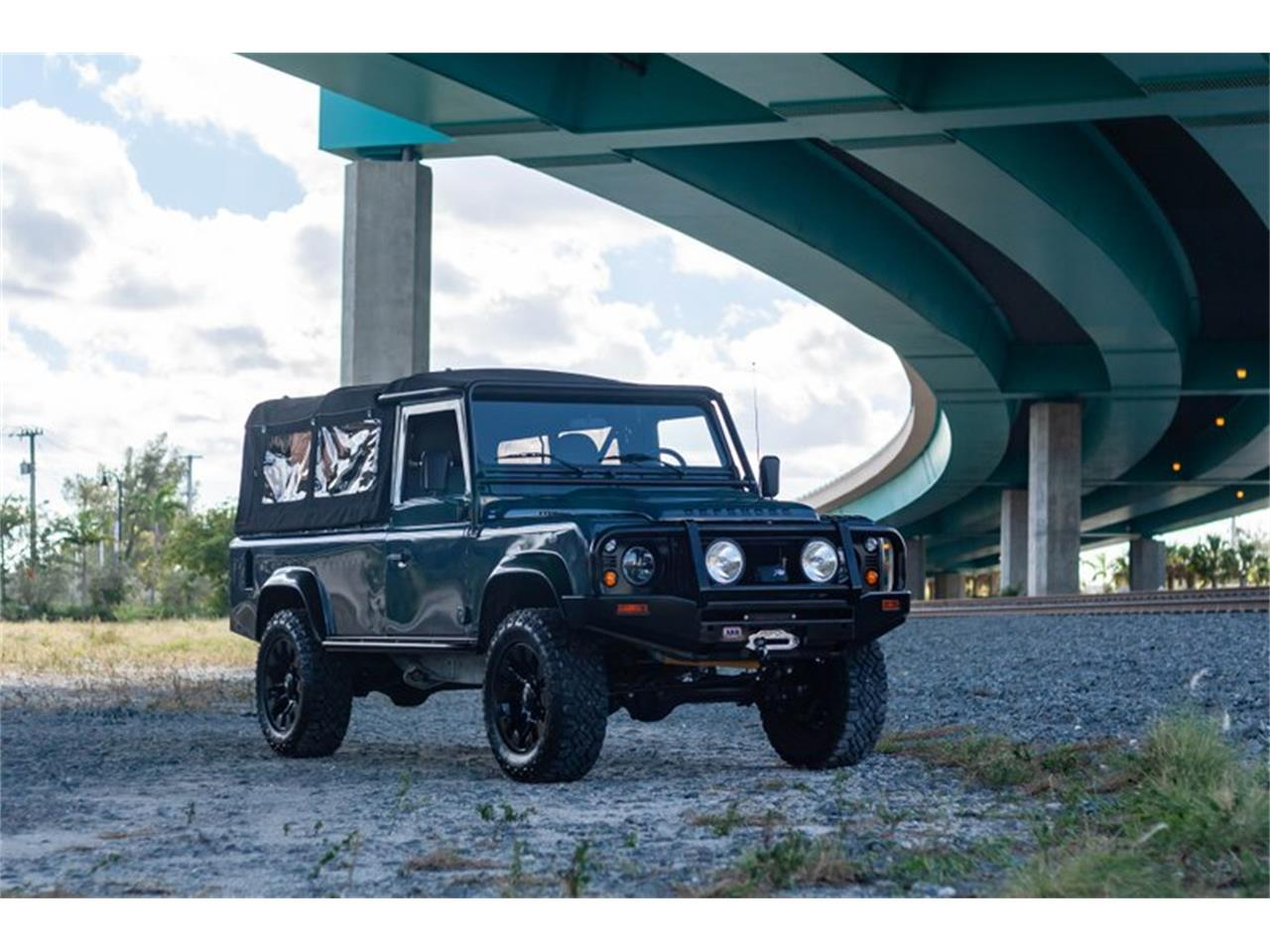1997 Land Rover Defender for sale in Delray Beach, FL