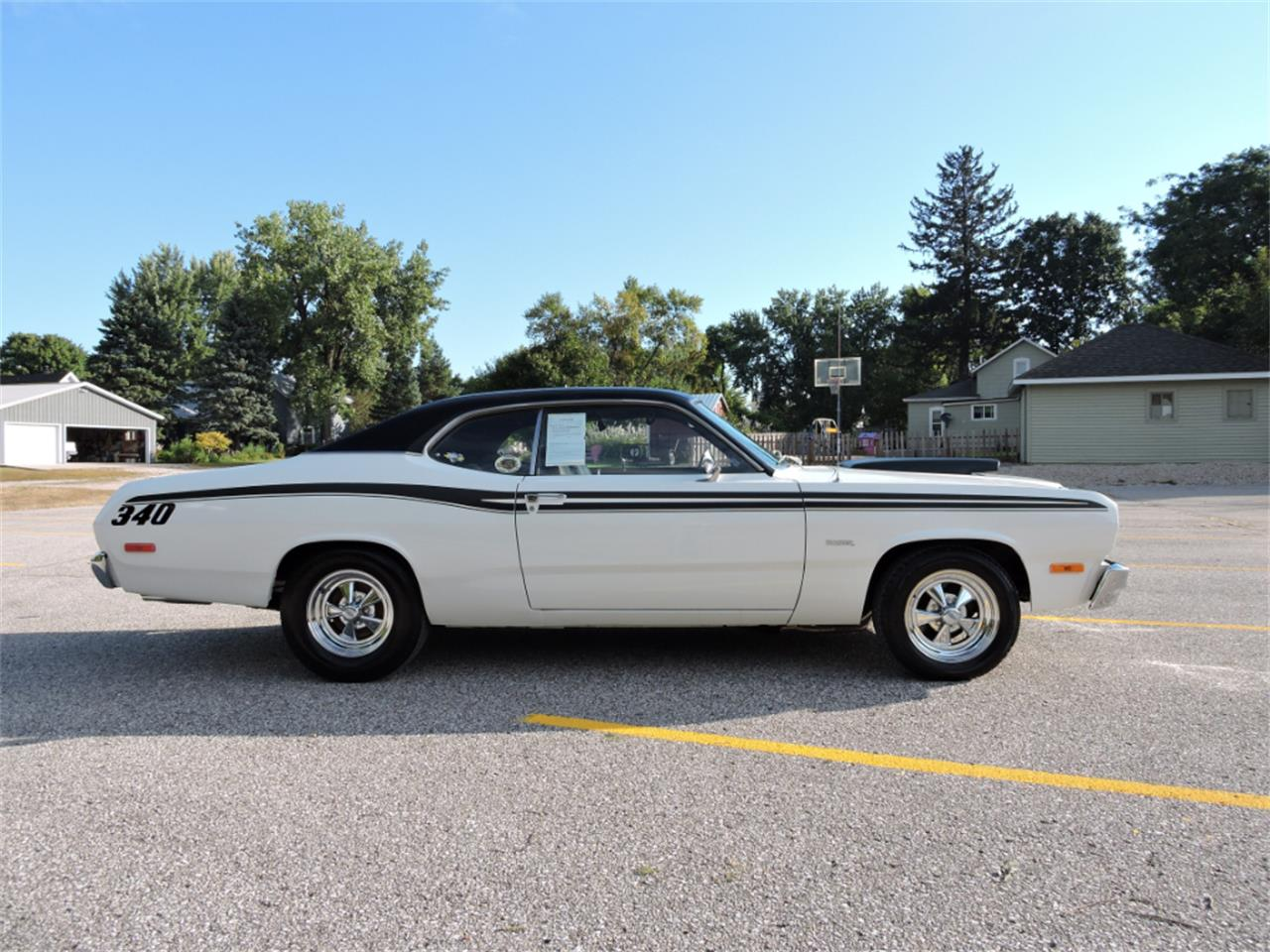 1973 Plymouth Duster for sale in Greene, IA – photo 52