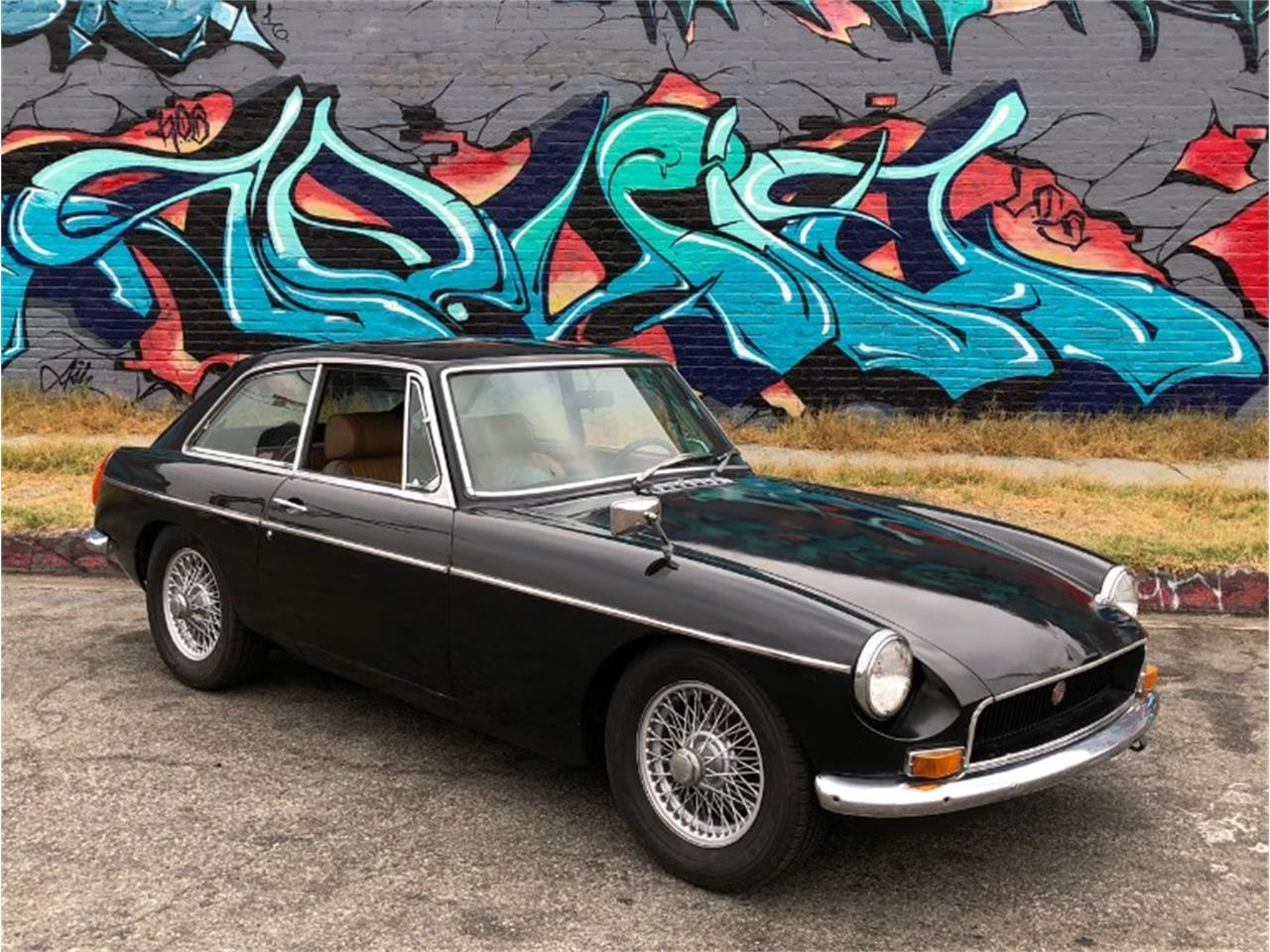 1971 MG MGB for sale in Los Angeles, CA